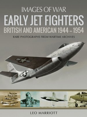 cover image of Early Jet Fighters